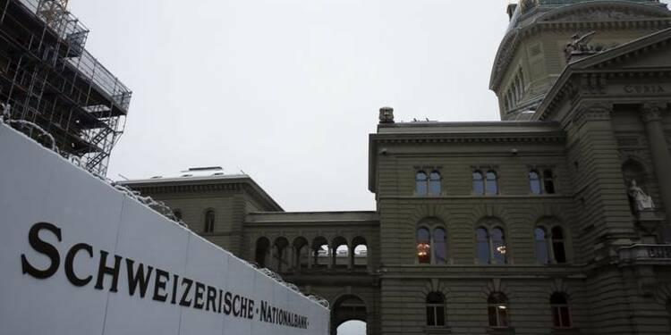 La Banque nationale suisse à nouveau sous la pression de la BCE