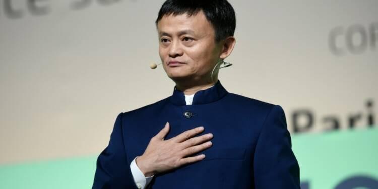 Chine: Alibaba investit 1,25 milliard de dollars dans un service de livraison de plats