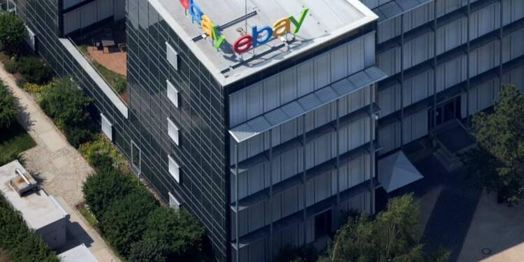Perspectives décevantes pour EBay