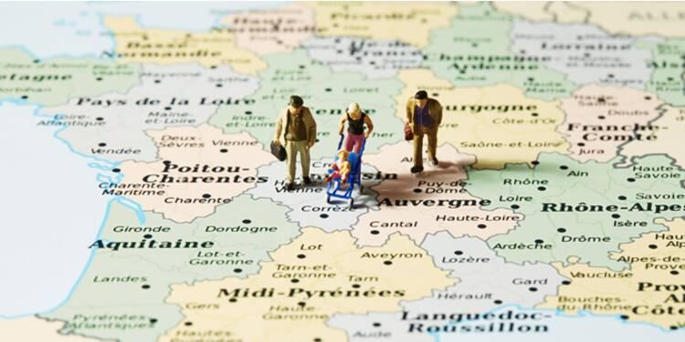 La réforme absurde : moins de régions, plus de dépenses !