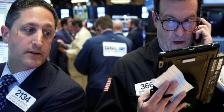 La Bourse de New York finit à nouveau en hausse