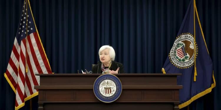 La Fed évoque fermement une hausse de taux en juin