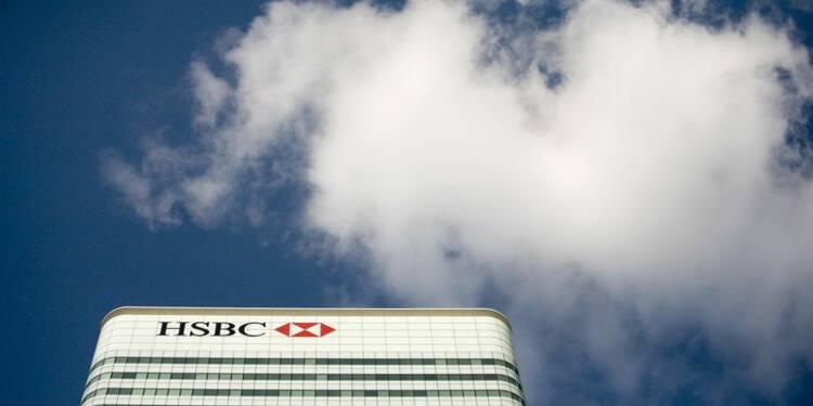 HSBC supprime des postes de haut rang en banque d'investissement