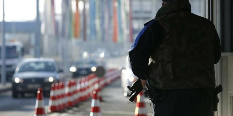 2 Syriens arrêtés à Genève, traces d'explosifs dans leur voiture