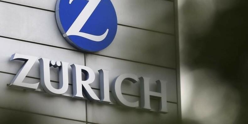 Chute de 53% du bénéfice net de Zurich Insurance en 2015
