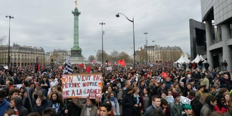Loi travail: les syndicats maintiennent leur défilé à Paris