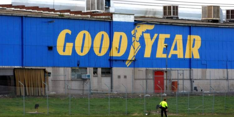 Goodyear publie des résultats meilleurs qu'anticipé