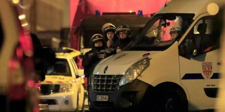 Fin de la prise d'otages à Roubaix, un malfaiteur tué