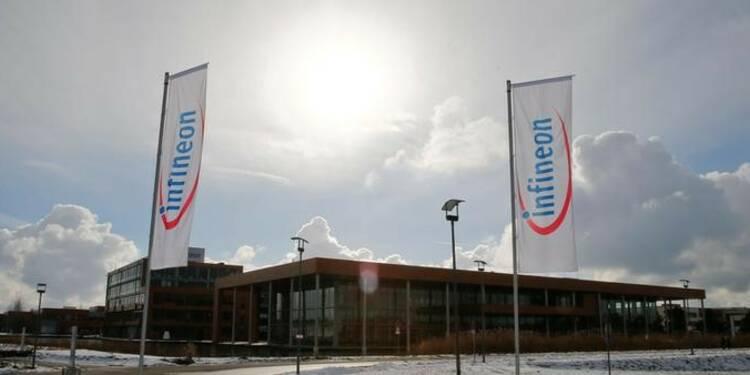 Infineon fait moins bien que prévu mais maintient ses prévisions