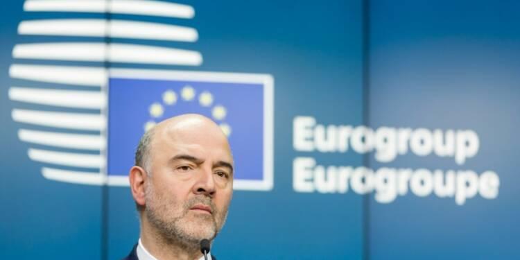 """Moscovici: un déficit public sous la barre des 3% en 2017 est """"possible"""" avec un budget """"sérieux"""""""