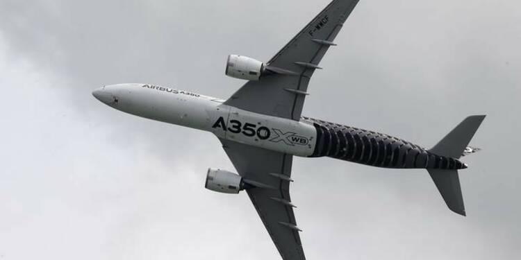 L'aéronautique se réunit sous un ciel assombri à Singapour