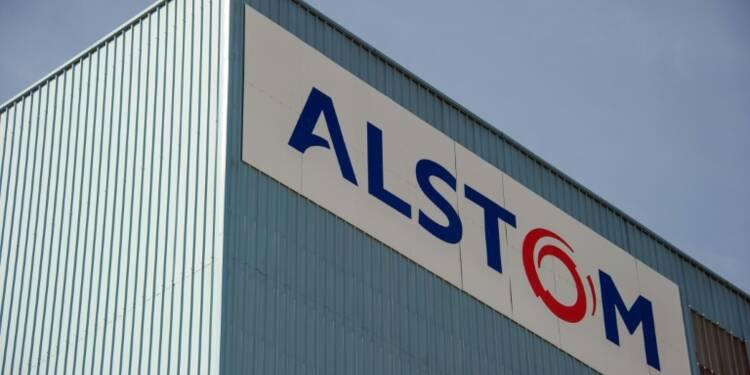 Départ du patron d'Alstom au Royaume-Uni, accusé de corruption