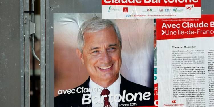 Claude Bartolone démissionne du conseil régional d'Ile-de-France