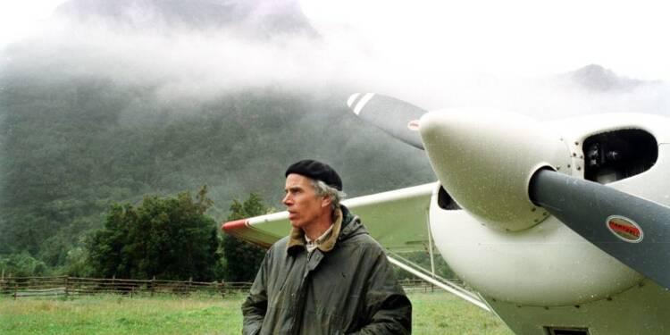 Décès accidentel du fondateur de The North Face au Chili