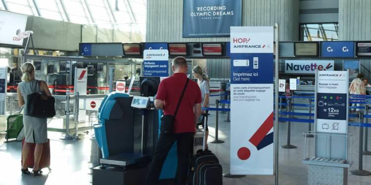 La pression s'accentue sur Air France au 2e jour de grève