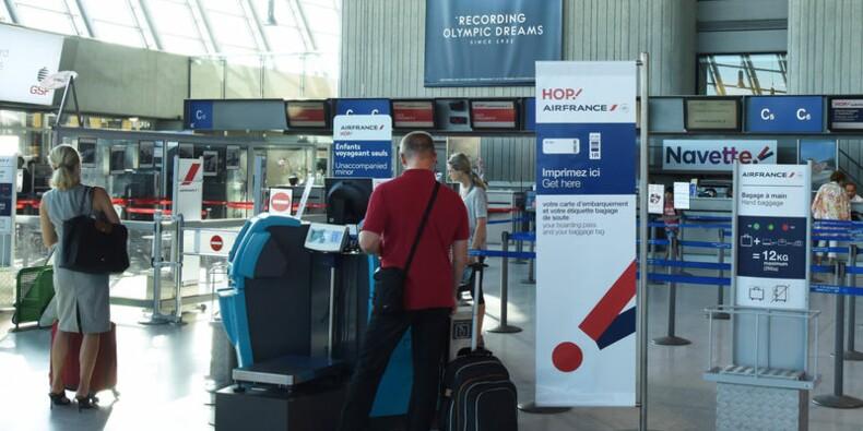 Air France assurera 94% des long-courriers, 70% moyen-courriers