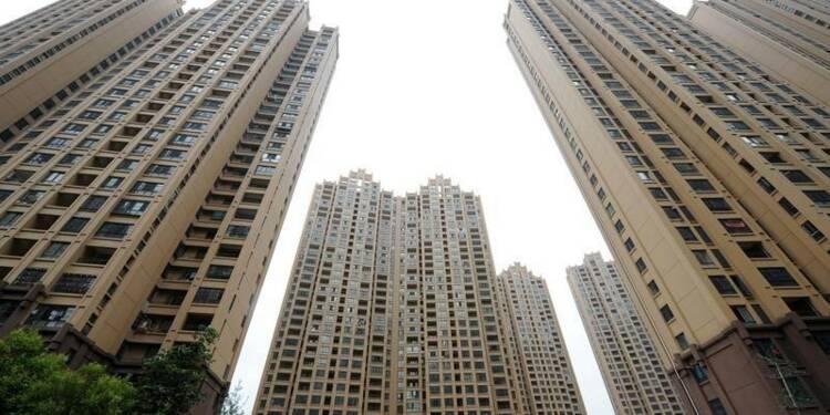 Les prix immobiliers en hausse de 7,9% en juillet en Chine