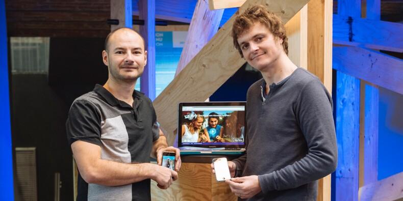Victor Saison-Willot et Peter Pribylina : ils créent une appli de rencontres sans triche