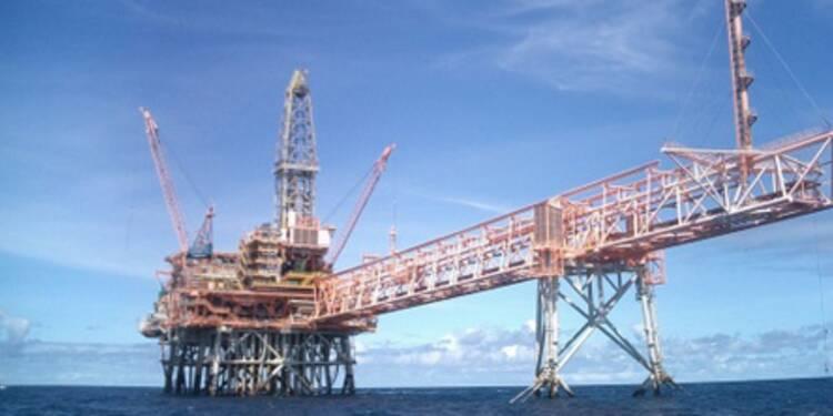 L'action Total de nouveau sous pression, la fuite de gaz inquiète
