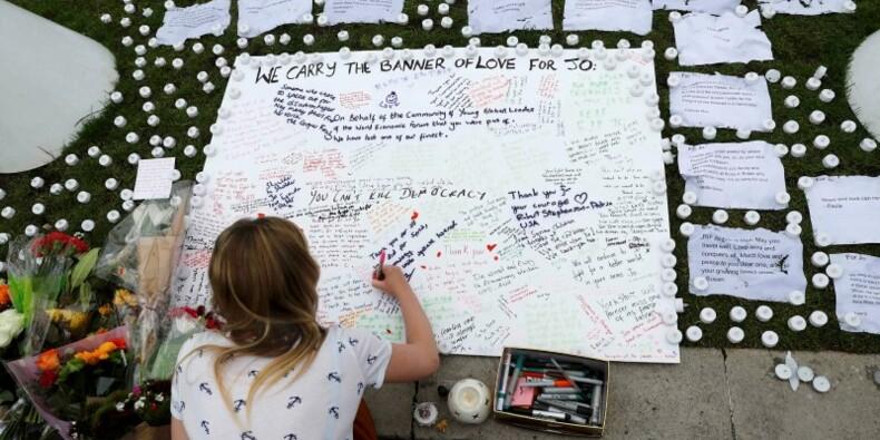 La Grande-Bretagne en deuil après la mort de la députée Jo Cox
