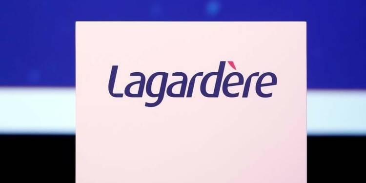 Lagardère affiche un CA en hausse de 0,9% au 1er trimestre
