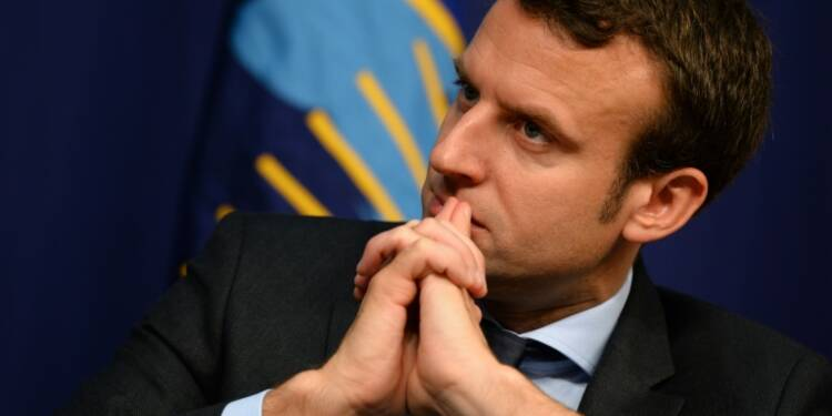 """Macron alerte sur le risque de stagnation qui """"menace"""" l'Europe"""