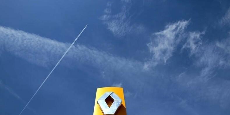 Bond du chiffre d'affaires de Renault de 11,7% au 1er trimestre