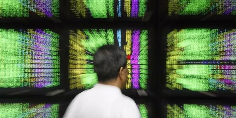 La Bourse de Tokyo finit en hausse de 0,40%