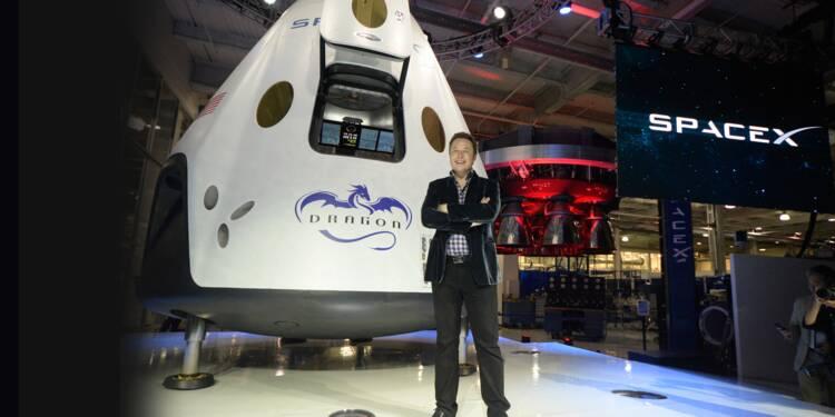 SpaceX, le trublion qui gêne Arianespace