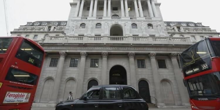 La Banque d'Angleterre devrait relever ses taux au 2e trimestre