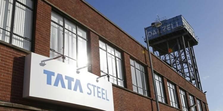 Tata Steel supprime 1.050 emplois au Royaume-Uni