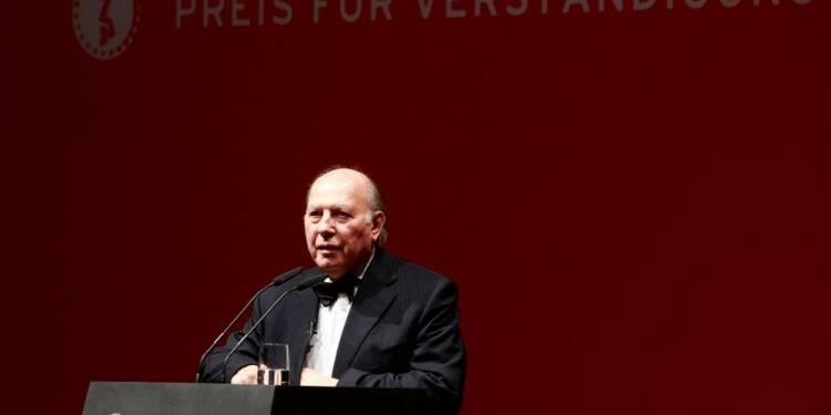 L'écrivain Imre Kertész, prix Nobel de littérature, est mort