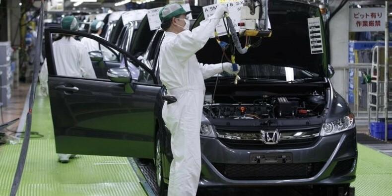 Les salariés de Honda au Japon partiront en retraite plus tard
