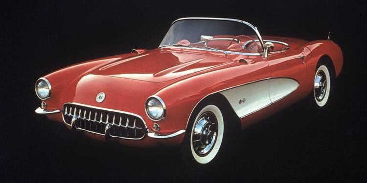 Chevrolet Corvette, 1953 : Un piège à filles vendu à 1,6 million d'exemplaires