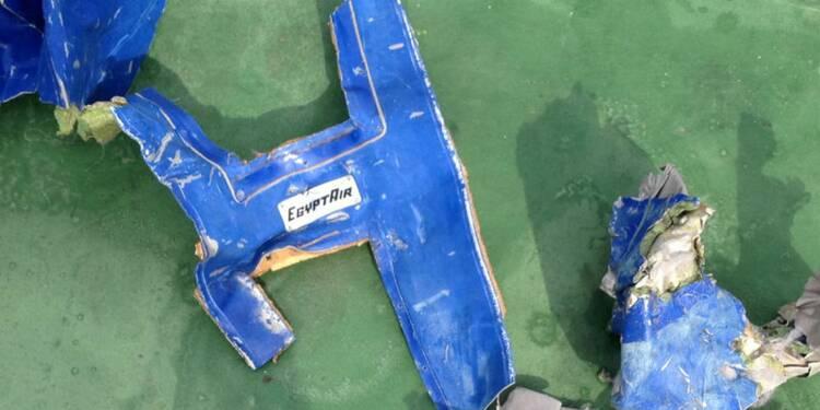 Un sous-marin participe aux recherches de l'avion d'EgyptAir