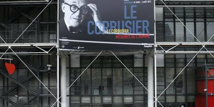 Des bâtiments du Corbusier au patrimoine mondial de l'Unesco