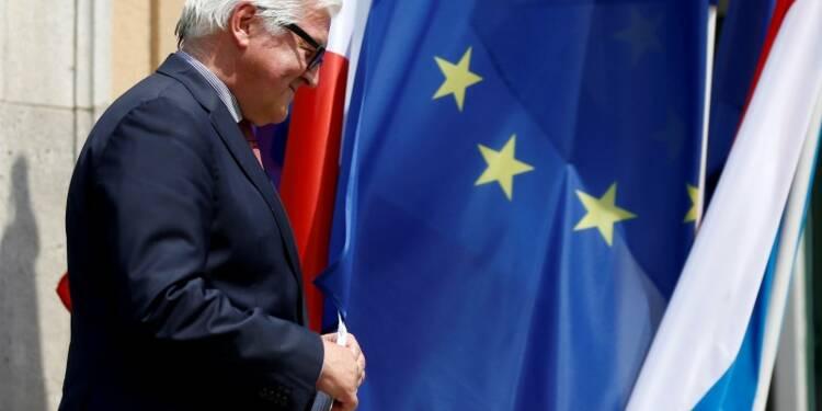 Paris et Berlin plaident pour une Europe forte après le Brexit