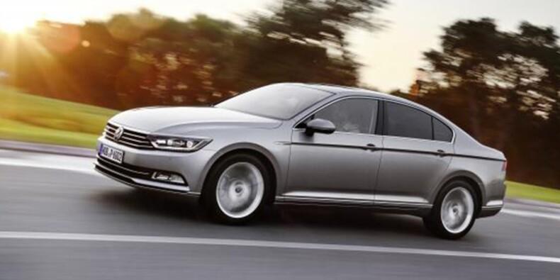La nouvelle Volkswagen Passat sacrée «Plus belle voiture de l'année » à Genève