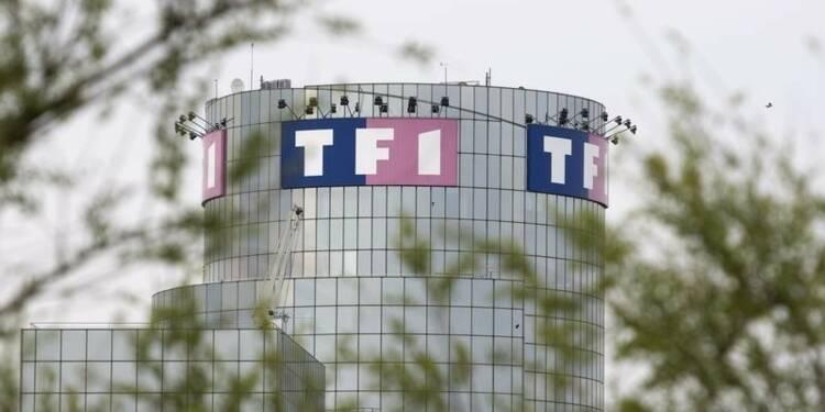 Le coût de diffusion de l'Euro plombe le 1er semestre de TF1