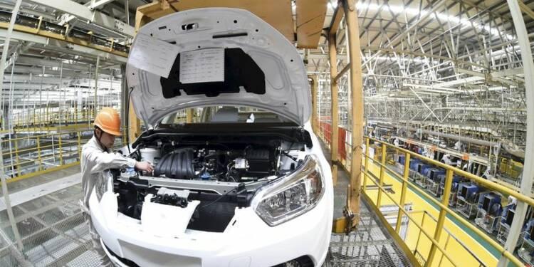 Sixième recul mensuel des bénéfices industriels en Chine