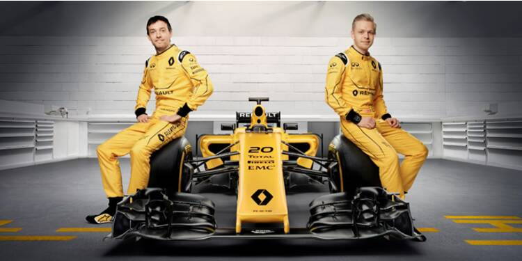 La F1 redémarre, Renault plein gaz