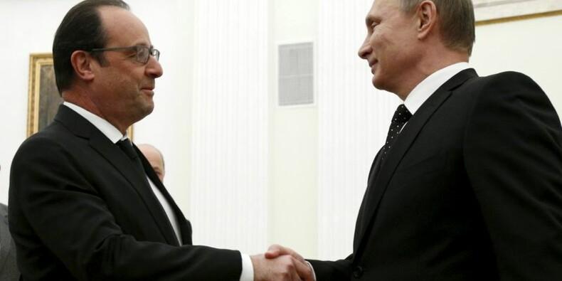 Poutine pour une coalition antiterroriste sous l'égide de l'Onu