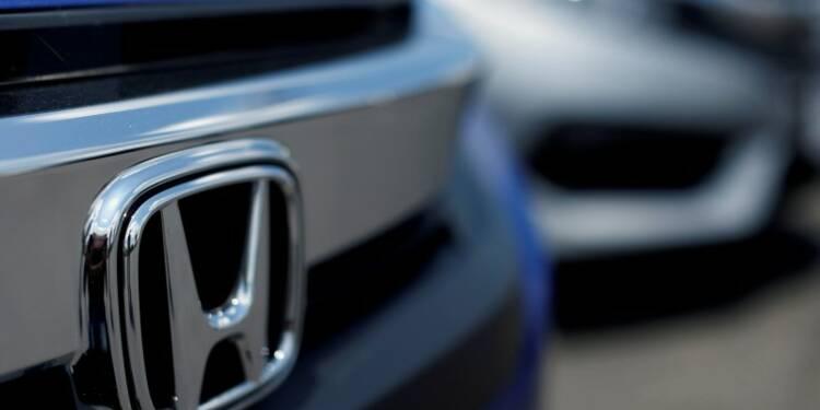 Honda annonce un bénéfice meilleur que prévu au 1er trimestre