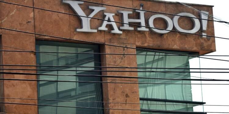 Yahoo!, un pionnier du web en perte de vitesse
