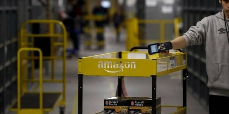Amazon multiplie les embauches en Europe