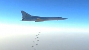 Raids de bombardiers russes en Syrie à partir d'une base en Iran