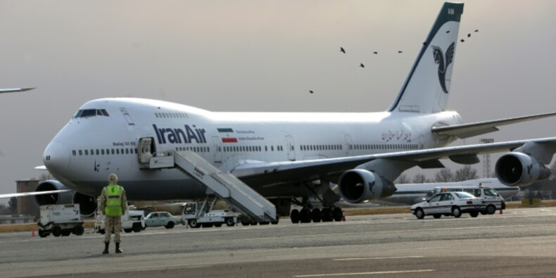 L'Iran achète 100 avions à Boeing