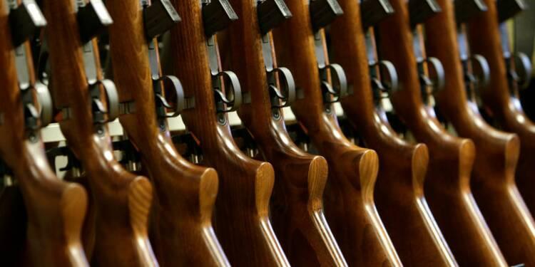 Les ministres de l'UE durcissent la règle sur les armes à feu