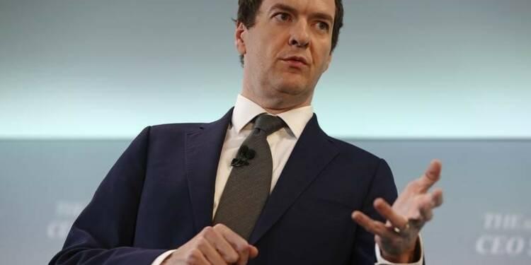 Osborne veut réduire l'impôt sur les sociétés face au Brexit