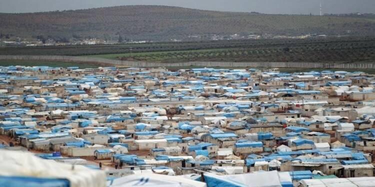 Le nombre de personnes déplacées atteint un niveau record